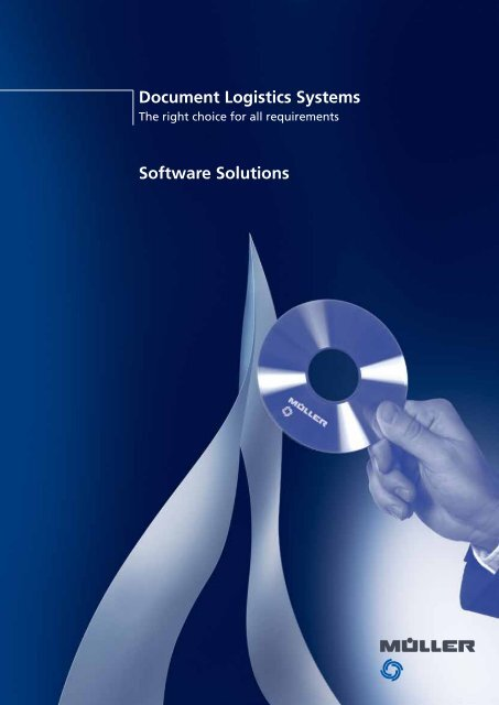 Document Logistics Systems Software Solutions - Müller ...
