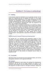 Hoofdstuk 8 Conclusies en aanbevelingen - Technische Universiteit ...