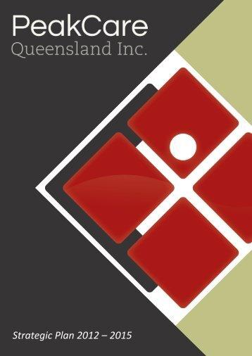 Strategic Plan 2012 – 2015 - Quetools