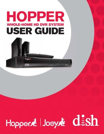 Hopper User Guide - Connect Your Home