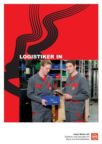 LOGISTIKER/IN - Jakob Müller AG