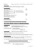 Ausstellungsprogramm Sektion Bern/ Westschweiz 2010 - Page 2