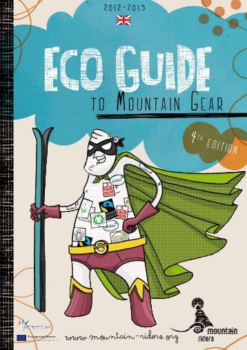 Download the Eco Guide - Mountain Riders