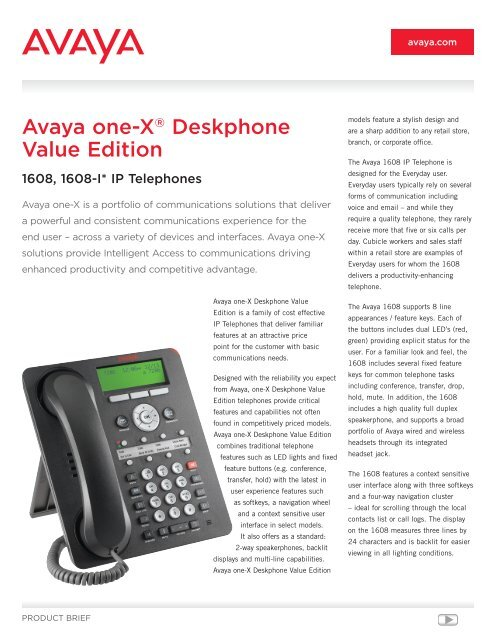 Details about  /Lot of 4 Avaya 1608 IP VOIP Office Business Telephone Handsets