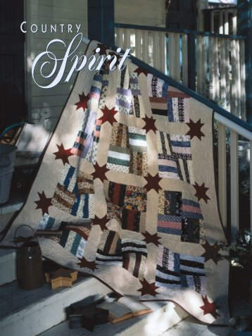 09 country spirit LO.qxd - 3 Dudes Quilting