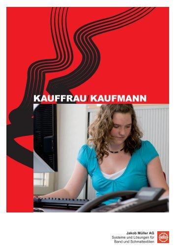 Berufsprofil/pdf - Jakob Müller AG
