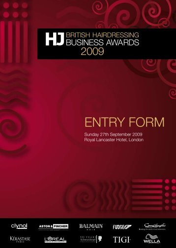 Entry Form - HJi