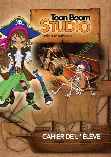 Curriculum d'art - Toon Boom Animation
