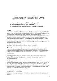 Delårsrapport 2-2002 - Spendrups