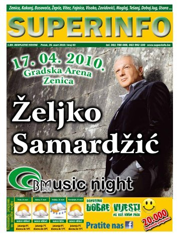 usic night - Superinfo