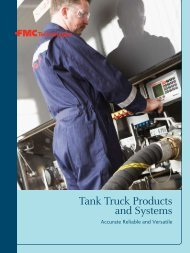 Tank Truck Products and Systems - Measurement Solutions