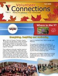 Volunteer - YMCA of Greater Toronto