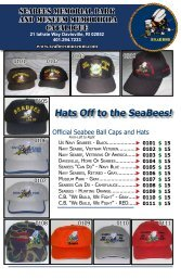 Hats Off to the SeaBees! - Seabee Museum and Memorial Park