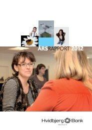 Årsrapport 2012.pdf - GlobeNewswire