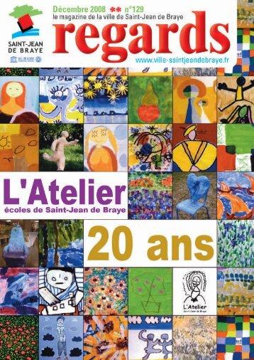 """""""Regards"""" Décembre 2008 (pdf - 1,92 Mo) - Ville de Saint Jean de ..."""