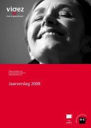 Jaarverslag 2008 - Vlaams Instituut voor Gezondheidspromotie