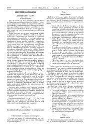 Decreto Lei n.º 512 /99