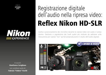 registrazione-audio-riprese-video
