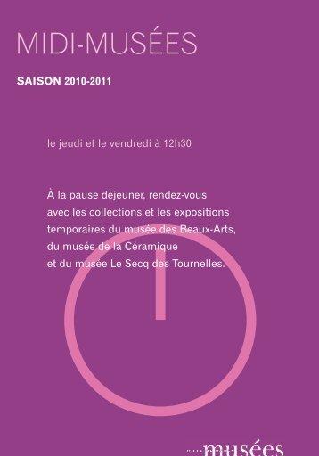 midi-musées - Musées en Haute-Normandie