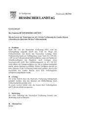 Gesetz zur Änderung von Art. 124 der Verfassung des Landes ...