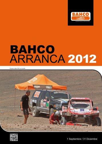 BAHCO ARRANCA 2012 - ELECTROXI