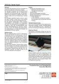 "Thermisch Schneiden TVT2-Cut ""Velvet Touch"" - Jakob Müller AG - Page 2"