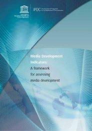 a framework for assessing media development - amarc