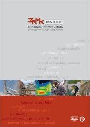 Predstavitvena brošura 2012 (slovenska različica ... - ZRMK