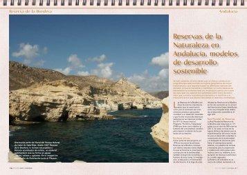 Reservas de la Biosfera en Andalucía - La Turisteca