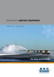 Øveraasen Airport EquipmEnt - Øveraasen AS