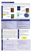 Summer 2011 JBMTI INTENSIVE TRAINING INSTITuTE The Power ... - Page 2