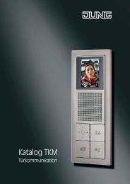 TKM Prinzipschaltbilder Video - Jung TKM