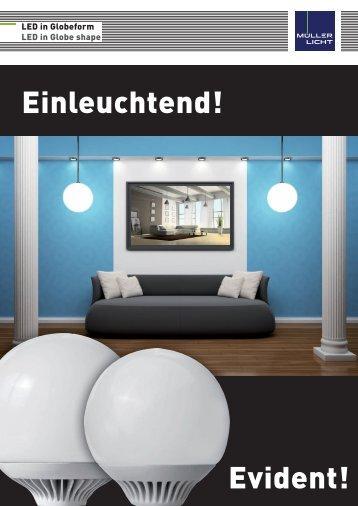 led-globe - Müller-Licht