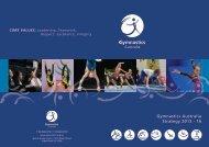 Download the Gymnastics Australia Strategy 2013 - 16 Promotional ...