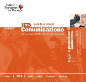 Comunicazione IED - IM education