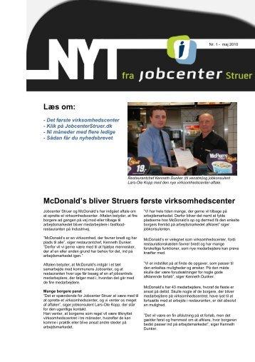 Nyhedsbrev nr 1, maj 2010 - Struer kommune