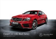 Classe C 63 AMG Black Series - video - Mercedes-Benz Italia