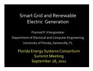 Smart Grid – Renewable Integration and Cybersecurity