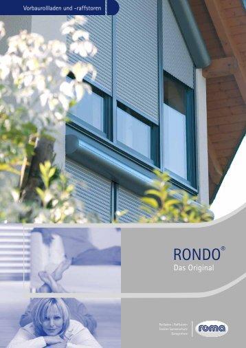 RONDO® - Glas Janssen