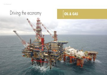 8 Oil & Gas - World Class Scotland