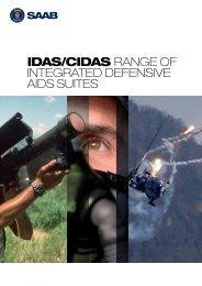 IDAS/CIDAS product sheet - Saab