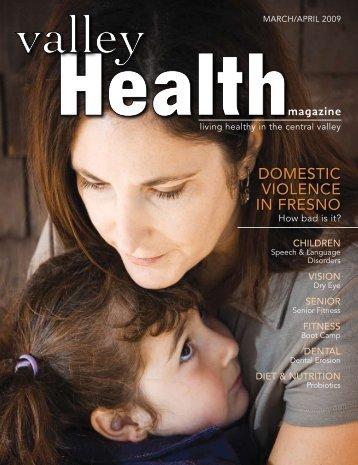 March/April 09 - Valley Health Magazine