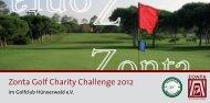 Zonta Golf Charity Challenge 2012 - Ruhrpolis.de