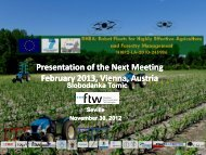 FTW - RHEA Project - EU