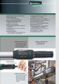 Drehmoment Werkzeuge, Drehmoment-Prüfgeräte - Seite 7