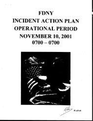 NOVEMBER 10, 2001 - September 11 Digital Archive