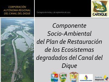 Cardique - Componente ambiental - Cámara de Comercio de ...