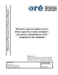 Télécharger l'article - Chaire UNESCO de développement ...