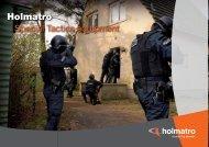 Holmatro Special Tactics Equipment