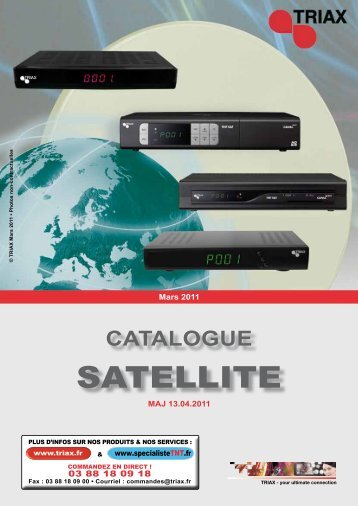 SATELLITE - Triax